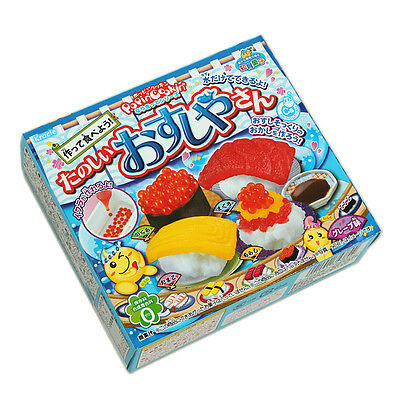 Krace Japan make your own Sushi  SHOP DIY  candy making party kit unique fun yum