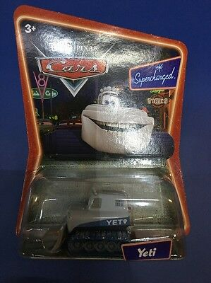 Disney Pixar Cars Yeti Die Cast