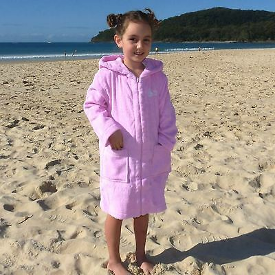 Swim Robes, Beach Robes, Swim Jacket, Hooded towel, Towelling Robe, Kids Towel