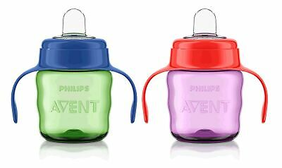 Philips AVENT Spout Cup SCF551/13 Easy sip 7 oz/200 ml 6m+ - Girl