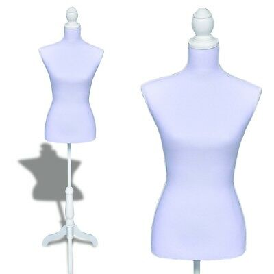 # Female Mannequin 168cm Model Dressmaker Cloth Display Torso Tailor Chic Dummy