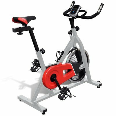 # Exercise Bike Training Spin Bicycle Flywheel Upright Pluse Home Gym Equipment