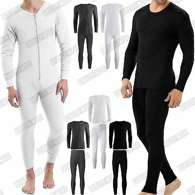 Adults And Kids Thermal Full Sets Underwear Long Sleeves Tops Long Johns Onesie