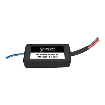 Hummingbird Wireless RF Battery Monitor Transmitter Only For Extra Battery