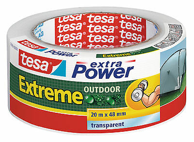 tesa extra Power® 56395-00-00 Extreme Outdoor 20m : 48mm