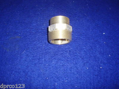 "1-1/2"" DWV COPPER SWEAT MALE ADAPTER FTG x MIP MALE STREET ADAPTER (FITS IN FTGS"
