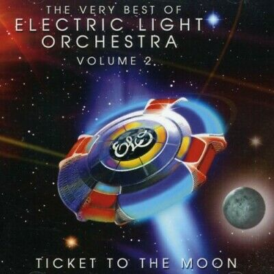 Vol. 2-Ticket To The Moon: Very Best - Electric Light Orchestra (2007, CD NEU)