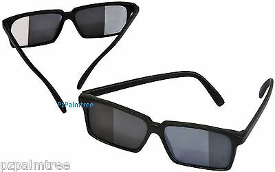Spy Rear View Glasses Mirror Sun See Behind You Boys Xmas Bag Stocking Filler