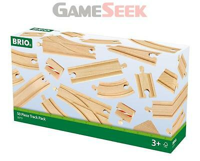 Brio 50 Pieces Track Set - Toys/games Brand New Free Delivery