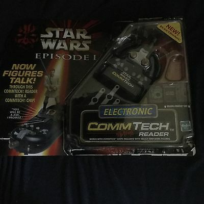 Hasbro Star Wars Episode I Electronic Comm Tech Reader