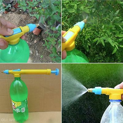 Universal Sprayer Juice Bottles Interface Trolley Gun Spray Head Water Pressure