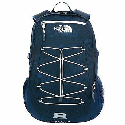 The North Face Rucksack Borealis Classic urban navy marble prin
