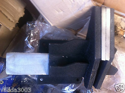 """100Mm / 4"""" Offset Vice All  Steel"""