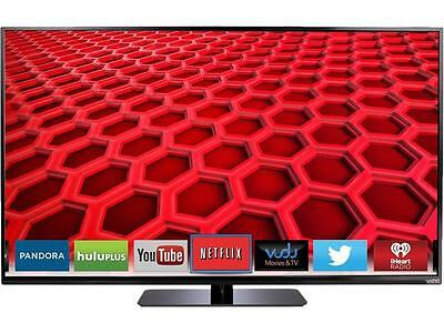 VIZIO E500i-B1 50-Inch 1080p Smart LED HDTV (Factory-Refurbished) - B Grade / NO