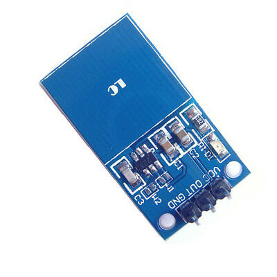5PCS TTP223 Capacitive Touch switch Digital Touch Sensor Module Arduino