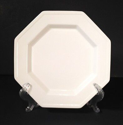 "JOHNSON BROTHERS China HERITAGE WHITE Made in England  10"" DINNER PLATE(s)"