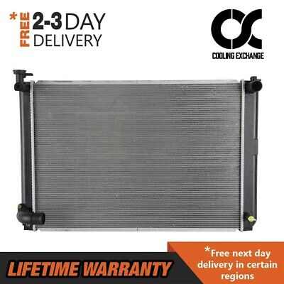 New Radiator For RX400h 06-08 Highlander Hybrid 06-07 3.3 V6 Lifetime Warranty