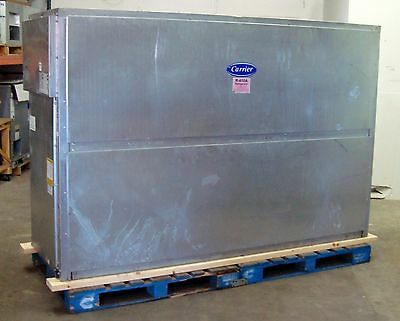 Carrier 30 Ton Commercial Air Handler, R410A, 208/230V 3 Ph - New 97