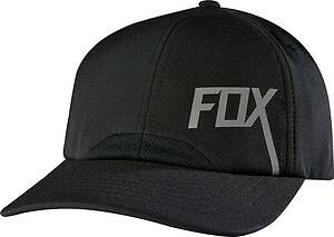Fox Racing Mens Mixed Active Hat Black One Size