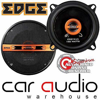 "Edge Audio ED205 5.25"" 13 cm 4 Way 300 Watts a Pair Car or Van Coaxial Speakers"