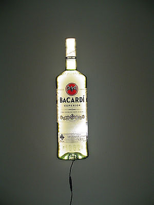 Bacardi Superior lighted sign - NEW
