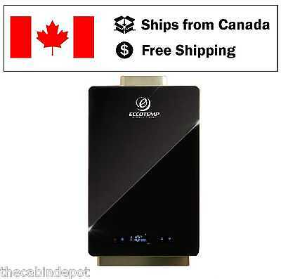 Eccotemp i12 LP Tankless Water Heater with Vent Kit *SHIPS FROM CANADA*
