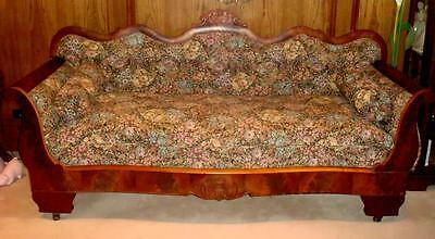 Antique Chouch/sofa 6 Ft Long