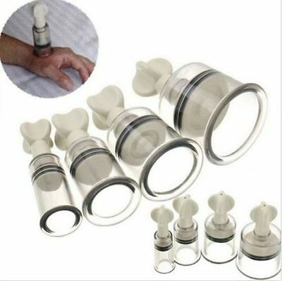 1pc Vacuum Twist Rotary Cupping Nipple Enlargement Tool NO Pump Suction Enlarger