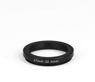 37 mm - 30,5 mm Filter Adapter Step-Down Adapter Filteradapter Step Down 37-30,5