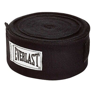 "EVERLAST 180"" Hand Wraps Blue Black Red Yellow white"