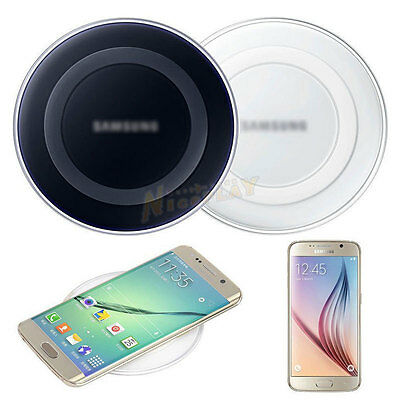 Original Wireless Charging Pad Qi Charger For Samsung Galaxy S6 / S7 edge Note 5