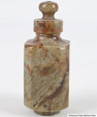 China 20. Jh. Speckstein -A Chinese Soapstone Snuff Bottle Cinese Chinois Chino
