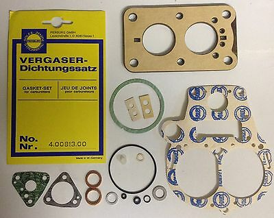 Joints pour carburateur Pierburg - Solex 32 TDTD - 32 DIDTA - BMW AUDI OPEL VW