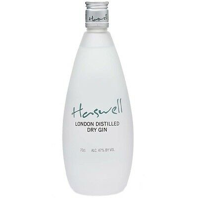 Haswell Dry Gin 700mL