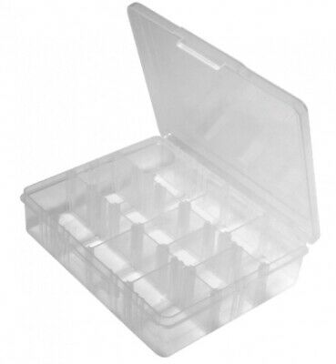 Rock Collection Box-Small w/Adjustable Compartments