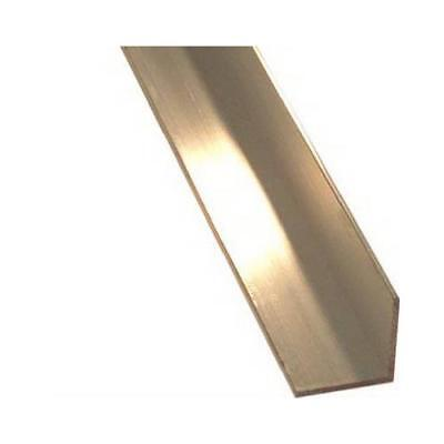 Steelworks Boltmaster 11342 Aluminum Angle, 1/8 x 2 x 2 x 36-In. - Quantity 1