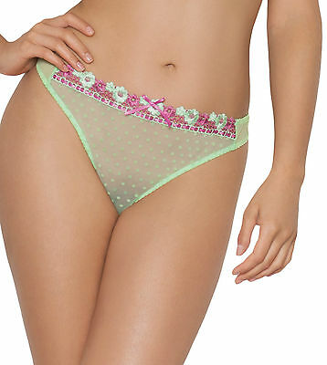 Curvy Kate CK6002 Princess Thong in Apple / Sorbet