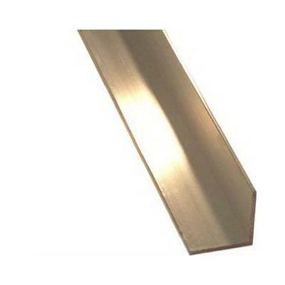 Steelworks Boltmaster 11342 Aluminum Angle, 1/8 x 2 x 2 x 36-In. - Quantity 4