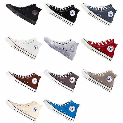 CONVERSE CT All Star Canvas Men Women Unisex Hi-Top Casual Sneaker Shoes