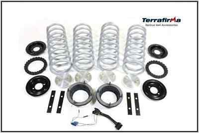 "Range Rover P38 Air - Coil conversion kit with +1"" lift Springs Only - TF222HD"