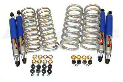 "Terrafirma TF210 Heavy Duty +2"" Lift Pro Sport Suspension Kit Discovery 1"