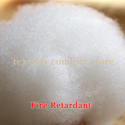 FR Hollowfibre Polyester Filling Stuffing Carded Toys Teddy Bear Cushions Crafts