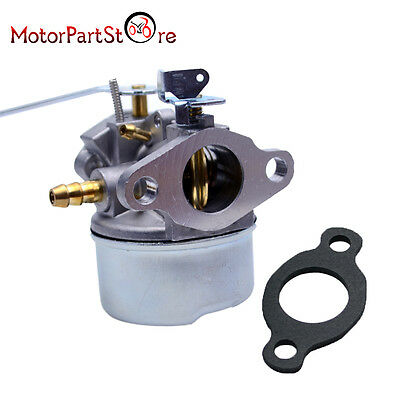 CARBURETOR Carb for Tecumseh HSK600 HSK635 TH098SA 3 hp 2 Cycle Engines