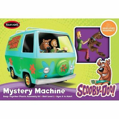 Scooby Doo Mystery Machine 1:25 Scale Model