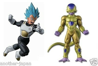 Banpresto Ichiban kuji Dragon Ball Kai strongest rival ed B Prize freezer JAPAN