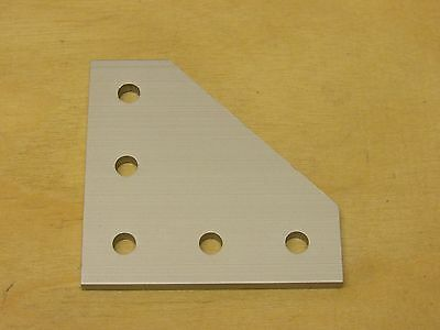 90 Degree Joining Plate (multiple quantities) - for 20 series (20mm) T-slot