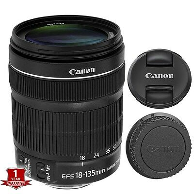 Canon EF-S 18-135mm f/3.5-5.6 IS STM 013803145731 Lens - SALE