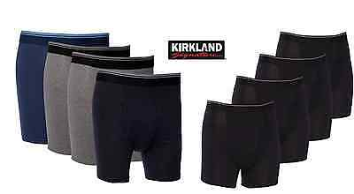 Kirkland signature Men's 4 Pack Pima Cotton Boxer Briefs