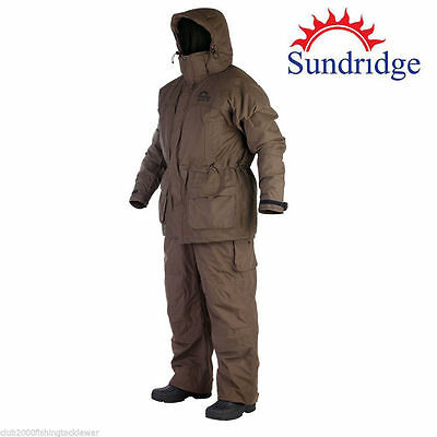 Sundridge IQ Arctic 2 Piece Breathable Suit ( S  / M / Large & XL )