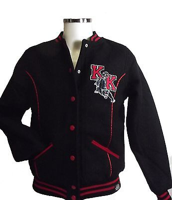 King Kerosin Damen College Jacke Cheerleader 20 Stück